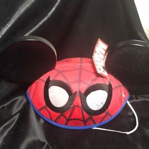 Disney SpiderMan ear hat